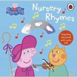 Peppa Pig: Nursery Rhymes : Singalong Storybook with Audio CD