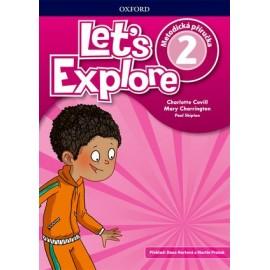 Let's Explore 2 Teacher's Book CZ