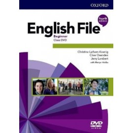 English File Fourth Edition Beginner Class DVDs