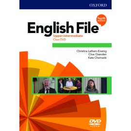 English File Fourth Edition Upper-Intermediate Class DVD