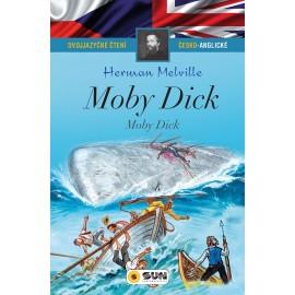 Moby dick (Dvojjazyčné čtení česko-anglické )