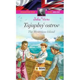 Tajuplný ostrov (Dvojjazyčné čtení česko-anglické)
