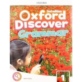 Oxford Discover Second Edition 1 Grammar Book