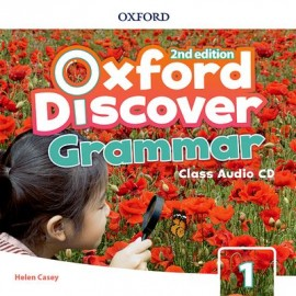 Oxford Discover Second Edition 1 Grammar Class Audio CD