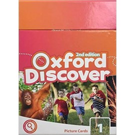 Oxford Discover Second Edition 1 Picture Cards