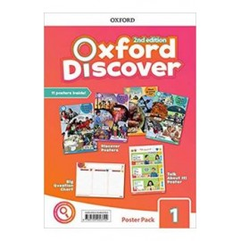 Oxford Discover Second Edition 1 Posters