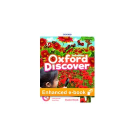 Oxford Discover Second Edition 1 Student's eBook (Oxford Learner's Bookshelf)