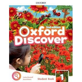 Oxford Discover Second Edition 1 Student Book