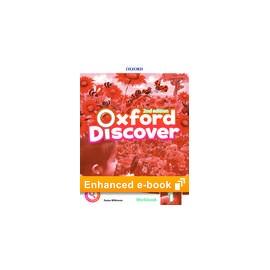 Oxford Discover Second Edition 1 Workbook eBook (Oxford Learner's Bookshelf)