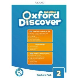 Oxford Discover Second Edition 2 Teacher's Pack with Classroom Presentation Tool