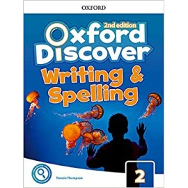 Oxford Discover Second Edition 2 Writing and Spelling