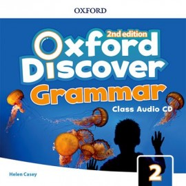 Oxford Discover Second Edition 2 Grammar Class Audio CD