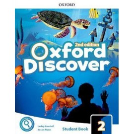 Oxford Discover Second Edition 2 Student Book Pack