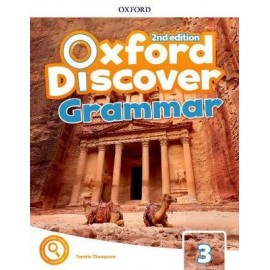 Oxford Discover Second Edition 3 Grammar Book