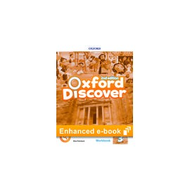 Oxford Discover Second Edition 3 Workbook eBook (Oxford Learner's Bookshelf)
