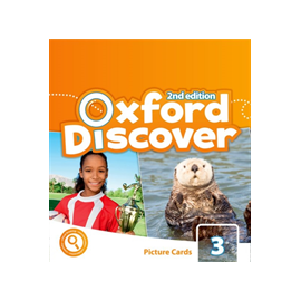 Oxford Discover Second Edition 3 Picture Cards
