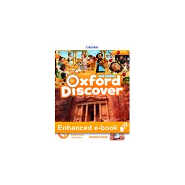 Oxford Discover Second Edition 3 Student's eBook (Oxford Learner's Bookshelf)