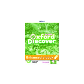 Oxford Discover Second Edition 4 Workbook eBook (Oxford Learner's Bookshelf)