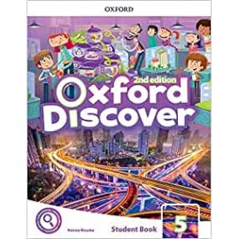 Oxford Discover Second Edition 5 Student Book Pack