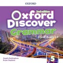 Oxford Discover Second Edition 5 Grammar Class Audio CD