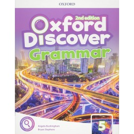Oxford Discover Second Edition 5 Grammar Book