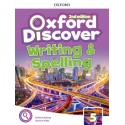 Oxford Discover Second Edition 5 Writing and Spelling