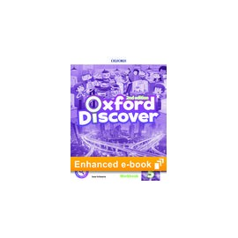 Oxford Discover Second Edition 5 Workbook eBook (Oxford Learner's Bookshelf)