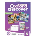 Oxford Discover Second Edition 5 Posters