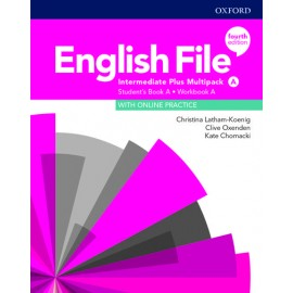 English File Fourth Edition Intermediate Plus Multipack A with Student Resource Centre Pack
