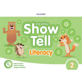 Show and Tell Second Edition 2 Literacy Book