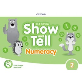 Show and Tell Second Edition 2 Numeracy Book