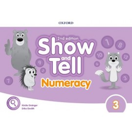 Show and Tell Second Edition 3 Numeracy Book
