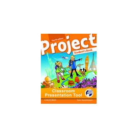 Project 1 Fourth Edition Classroom Presentation Tool Student's eBook