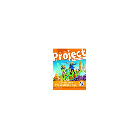 Project Fourth Edition 1 Classroom Presentation Tool Student's eBook