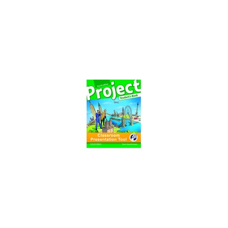 Project 3 Fourth Edition Classroom Presentation Tool Student's eBook