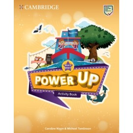 Power Up Start Smart Activity Book