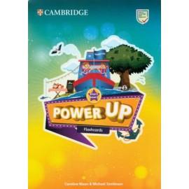 Power Up Start Smart Flashcards