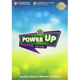Power Up 1 Class Audio CDs