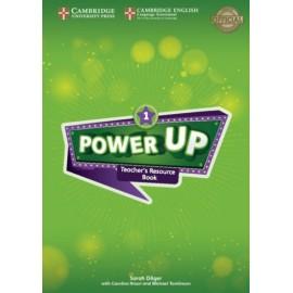 Power Up 1 Teacher's Resource Book with Online Audio