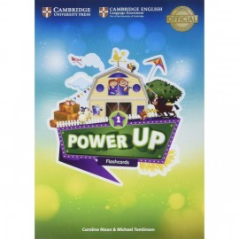 Power Up 1 Flashcards