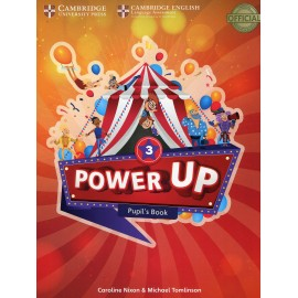 Power Up 3 Pupil's Book