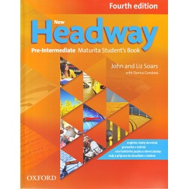 New Headway Pre-Intermediate Fourth Edition Maturita Student's Book Czech Edition