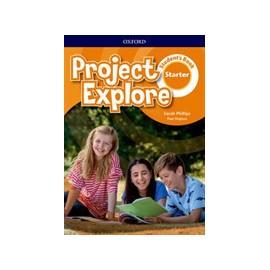 Project Explore Starter Student's book International
