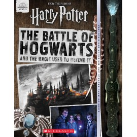 Harry Potter: The Battle of Hogwarts and the Magic Used to Defend It