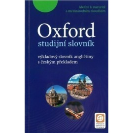 Oxford Studijní Slovník Second Edition with APP Pack