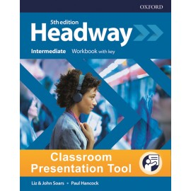 New Headway Fifth Edition Intermediate Classroom Presentation Tool eWorkbook
