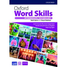 Oxford Word Skills Intermediate Second Edition Student's Pack