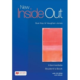 New Inside Out Intermediate Student's Book + CD-ROM and eBook