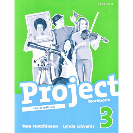 Project 3 Third Edition Workbook (International Edition)