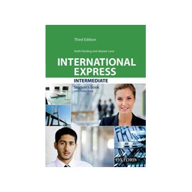 International Express Intermediate Third Edition Student's Book + Pocket Book